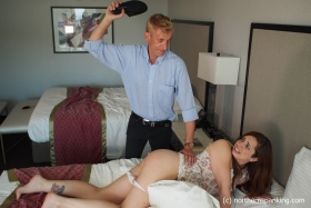 Click to view  Bedtime Spanking For Adriana 2/3