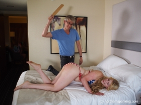 Click to view  Spanked On The 4th July 2/3