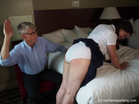 Click to view  And The Tawse Came Too! 1/3