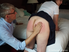 Click to view  And The Tawse Came Too! 2/3