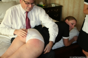 Click to view  The Travelling Disciplinarian & The Maids 1/4