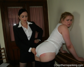 Click to view  Borstal Girls: Amber West 1/2