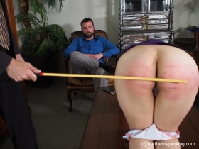Click to view  Caned Over Lunch 2/2