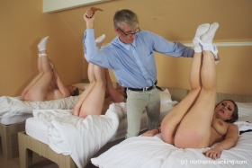 Click to view  Borstal Girls: Dormitory Inspection