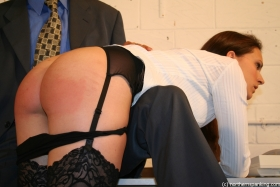 Click to view  Spanking Miss Jones