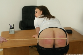 Click to view  A Good Old-Fashioned Caning 4/4